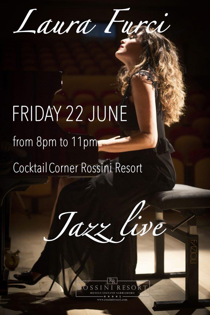 Laura Furci Concert – Jazz Performer