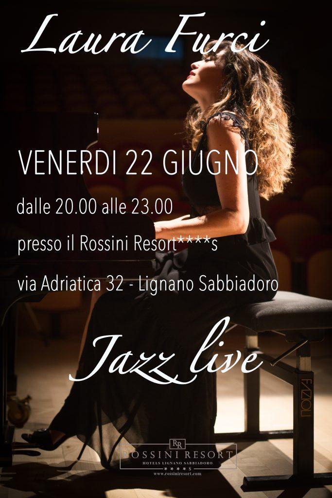 Laura Furci in Concerto – Artista Jazz internazionale